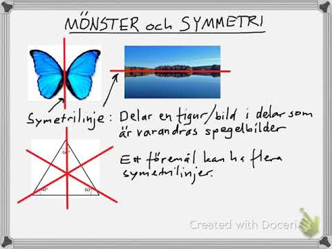 Mönster & Symetri Ma1b Ny
