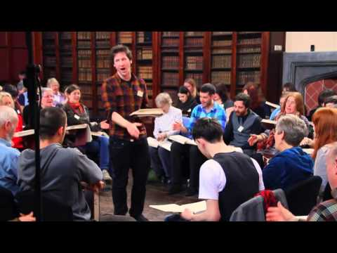 37b Liverpool - Second Ireland Sacred Harp Convention, 2012