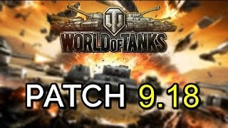 World of Tanks - Premium Light Tanks After Patch 9.18 [PC Gameplay, 60FPS]