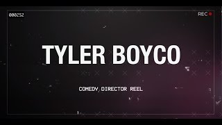 Tyler Boyco's Comedy Director Reel