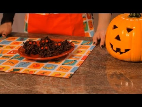 Halloween Cookie Recipe For A Children's Party : Family Recipe Ideas