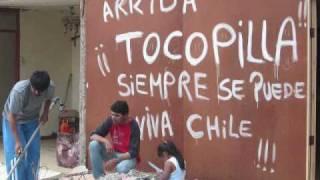 Rodolfo Figueroa - Todo se derrumbo en Tocopilla