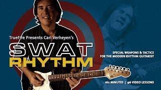 S.W.A.T. Rhythm - Intro - Carl Verheyen