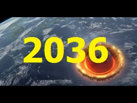 Dr Michio Kaku Confirms Asteroid Hit 2036 - YouTube
