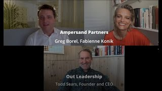Ampersand interview: Todd Sears, CEO and Founder of Out Leadership