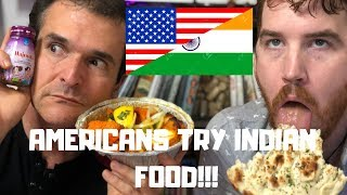 Americans Try Indian Food For The First Time