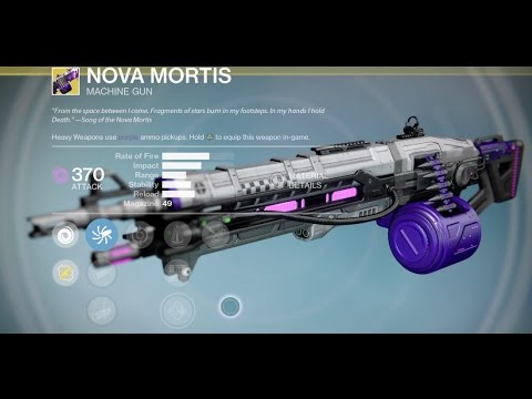 Destiny: The Dawning -  Songs From the Void (Nova Mortis Quest)