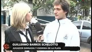 CQC 2011 : Especial Mentiras ; Futbol   - Guillermo Barros Schelotto (24/04/11)