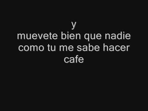 16 Miguel Bose   Morena Mia  Letra  Lyrics