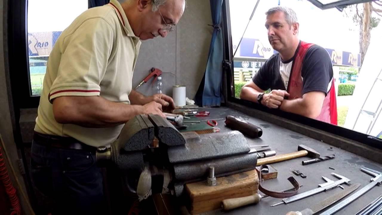 Beretta fucile datazione