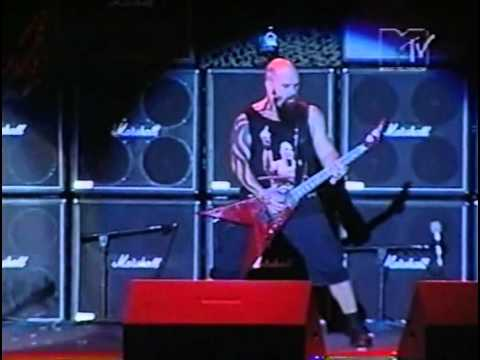 Slayer - War Ensemble ( Live at Monters Of Rock, Sao Paulo 1998, High Quality) mp3