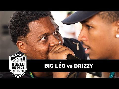Big Léo vs Drizzy (Final) - Tradicional - Duelo de MCs - 28/01/18