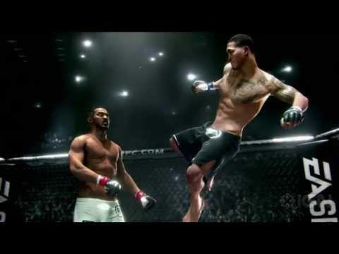 UFC Debut Trailer - E3 2013 EA Conference