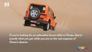Travel Oman: Desert Adventure