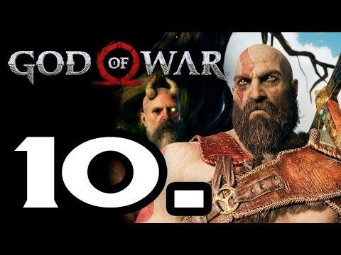 GOD OF WAR 4 - MIMIR EL HOMBRE ARBOL #10 - GAMEPLAY ESPAÑOL