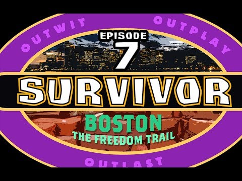 "Survivor Boston: The Freedom Trail - Episode 7 - ""We Need a Lie Detector"""