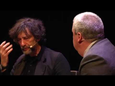 Neil Gaiman's advice for aspiring writers