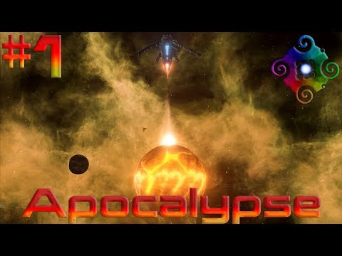 Stellaris 2.0: Let's Play Apocalypse! #1 A Whole New Game! |