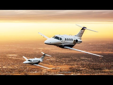 Epic Formation Flight with Private Jets (feat. Premier1Driver)