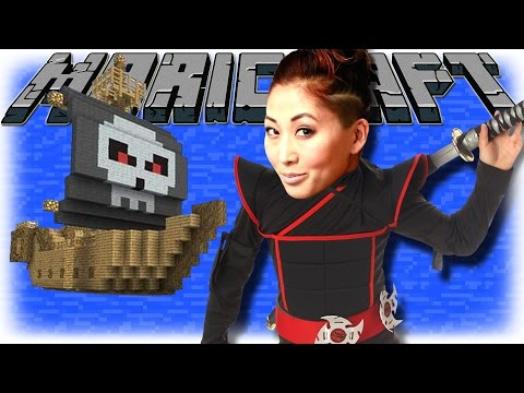 MINECRAFT SNEAK ATTACK (Maricraft)