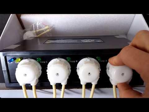 Jebao DP-4 Dosing Pump Fix