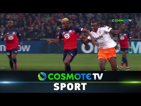 Λιλ - Βαλένθια (1-1) Highlights - UEFA Champions League 2019/20 - 23/10/2019 | COSMOTE SPORT