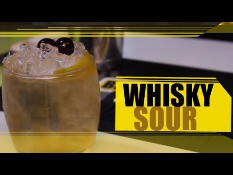 Bartender Store TV - Whisky Sour