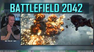Battlefield 2042 Reveal Trailer Reaction!