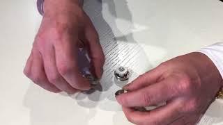 Обзор некачественных клапанов спуска воздуха (кран Маевского)