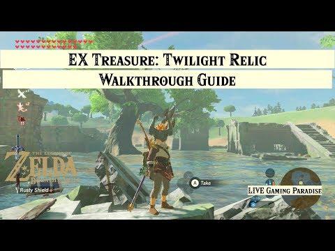 Breath Of The Wild | EX Treasure: Twilight Relic [DLC] Side Mission