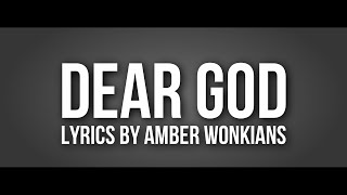 Dear God | Ray K -- LYRICS --