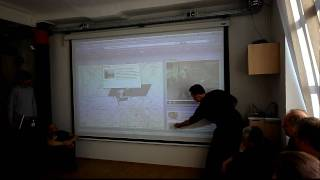Longolius@hackathon scoopcamp09 Hamburg