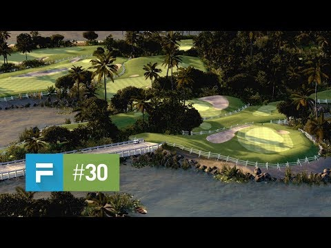 Cities Skylines: Seenu — EP 30 — Island Resort Golf Course