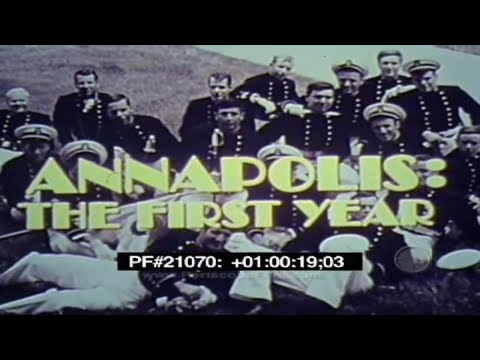 Annapolis: The First Year - U.S. Naval Academy 1976 21070