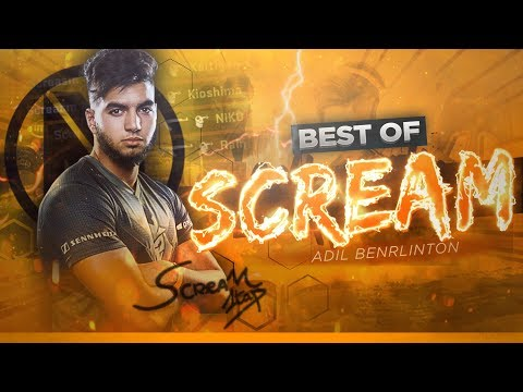Best of Scream - Incredible 1taps, VAC Shots, Insane Plays, Stream highlights