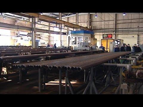В Пыть-Яхе восстанавливают самые изношенные трубы для нефтедобычи