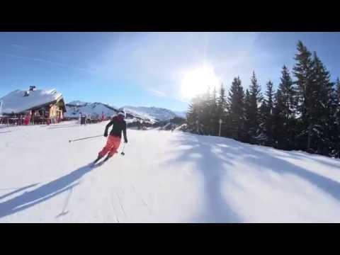 Piste de ski La Campanule - Les Gets