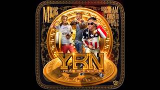 "Migos - ""Jumpin Out Da Gym (Remix)"" Feat. RiFF RAFF & Trinidad James"