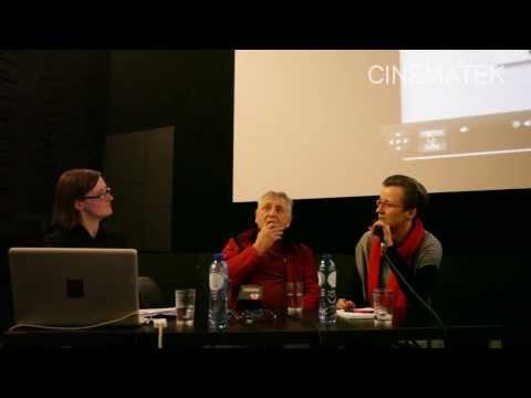 Jiří Menzel Master Class 29.01.2014 / CINEMATEK