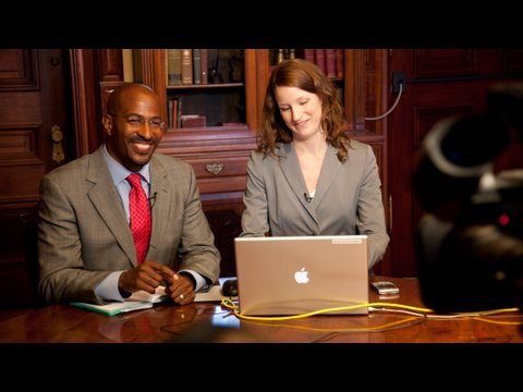 Green Jobs, Green Future: Van Jones Takes Your Questions