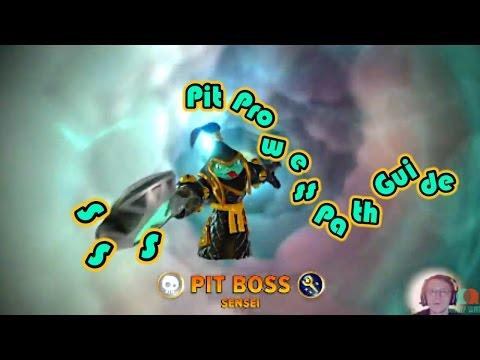 Skylanders Imaginators - Pit Boss - Pit Prowess Path Guide