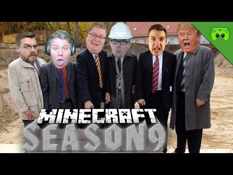 DER GRUNDSTEIN WIRD GELEGT 🎮 Minecraft Season 9 #26