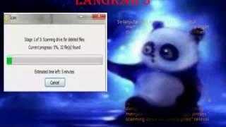 Cara Mengembalikan data yang hilang di Harddisk