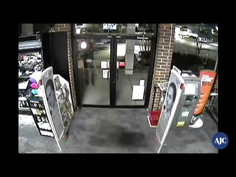 ATM Burglary At Dunwoody CVS