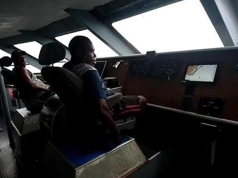 Ferry Vanuatu Prinsess Mari oder untergehen mit Union Berlin
