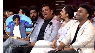 Comedian Ali Cracking Jokes on South Celebrities