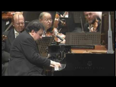 Yefim Bronfman: Rachmaninoff Piano Concerto No. 3 in D minor, Op. 30