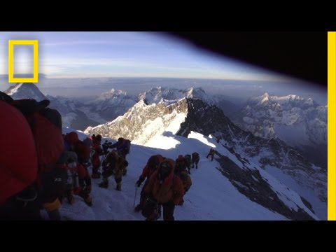Everest – Getting to the Top | National Geographic