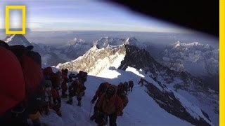 Everest - Getting t๐ the Top | National Geographic