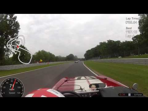 Woodcote Trophy Brands Hatch Grand Prix May 2017 - Onboard Jonathan Abecassis